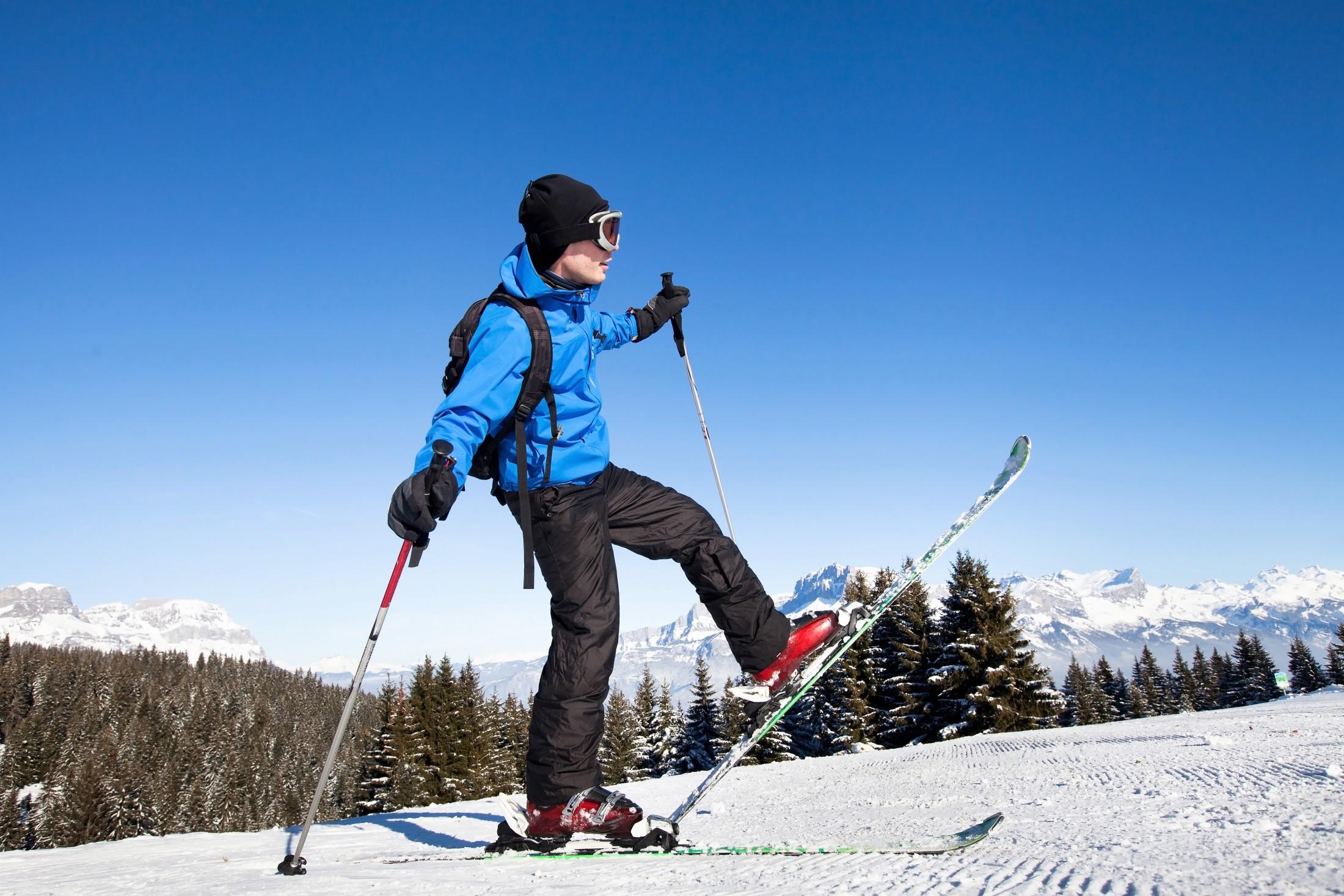 Skigymnastik - Fit für die Piste