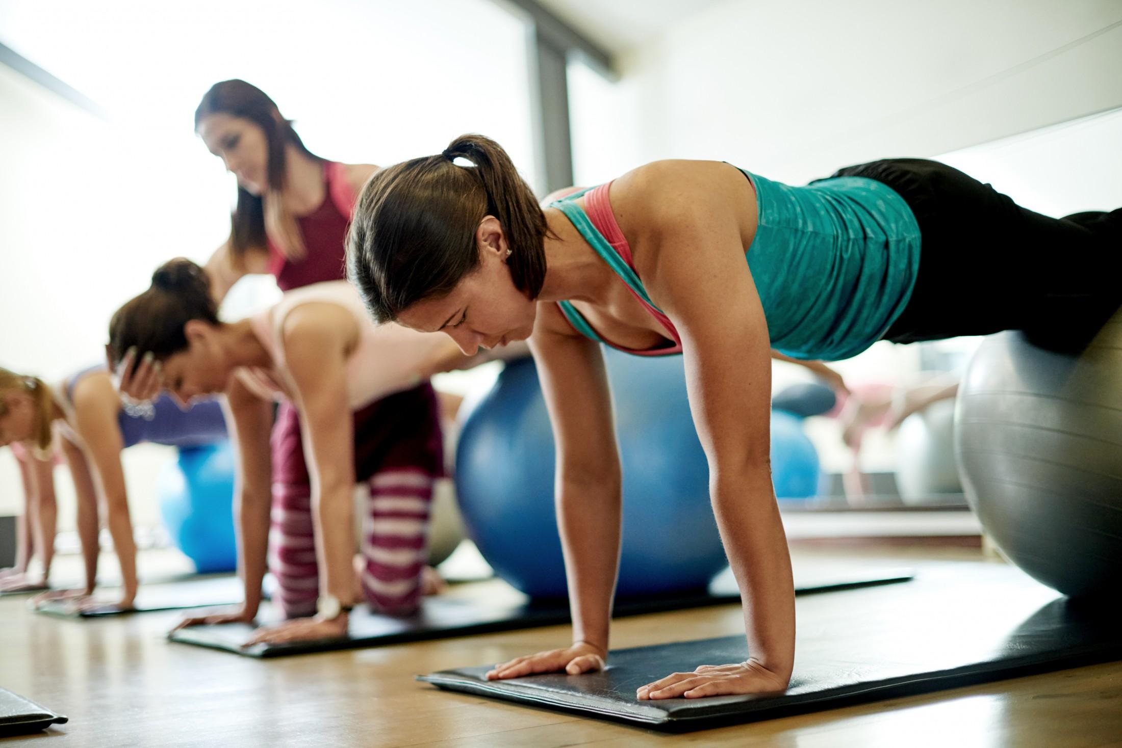 Restplätze Health & Fitness