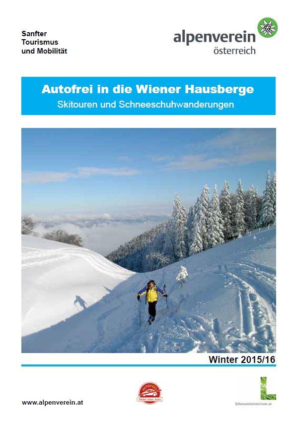 Autofrei in die Wiener Hausberge