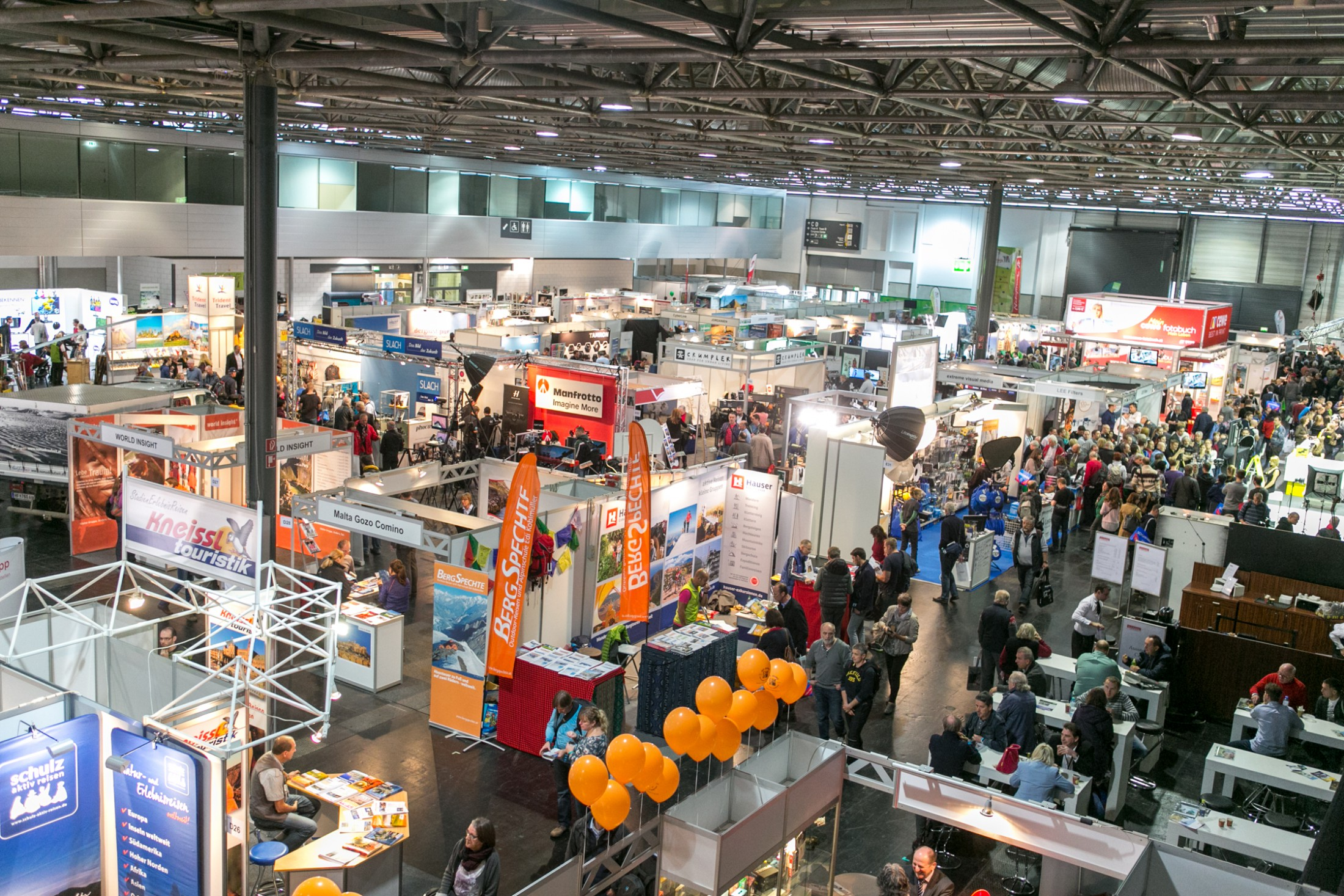 Photo+Adventure – 11. und 12. November 2017 in der Messe Wien