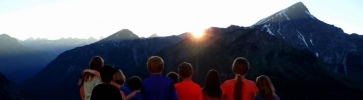Hüttengaudi: Gewinnspiel für Schulklassen