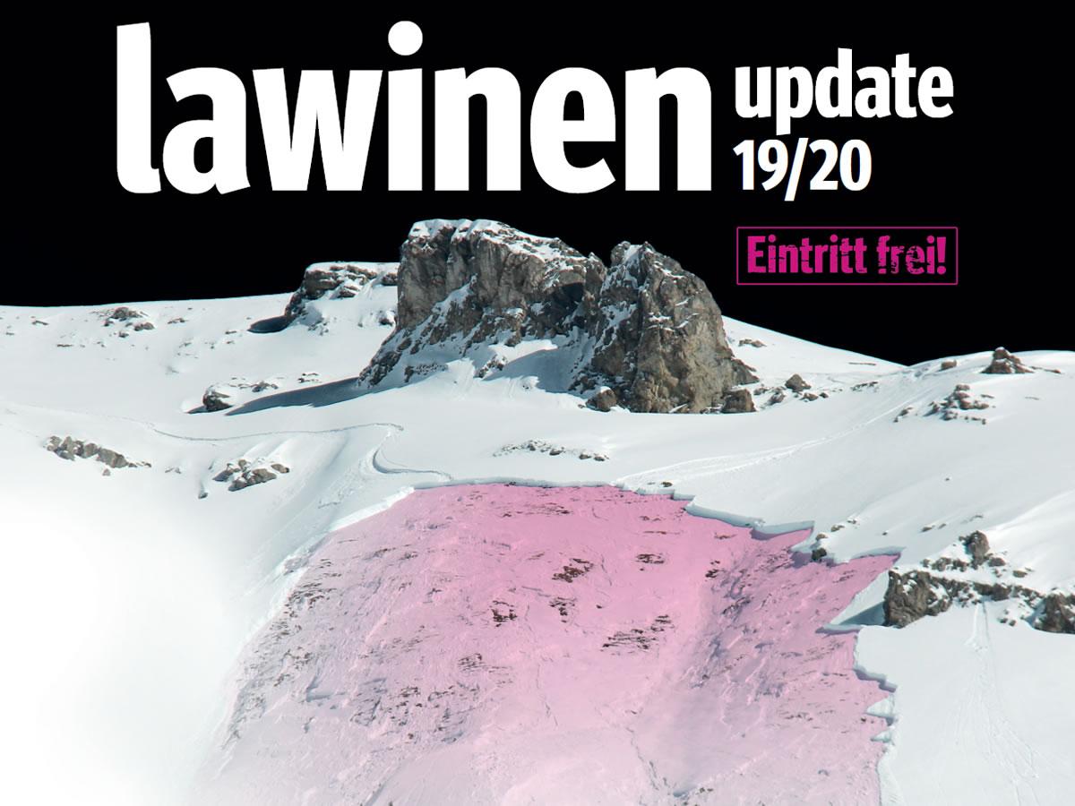 Lawinen Update <BR>23.1.2020, Wien