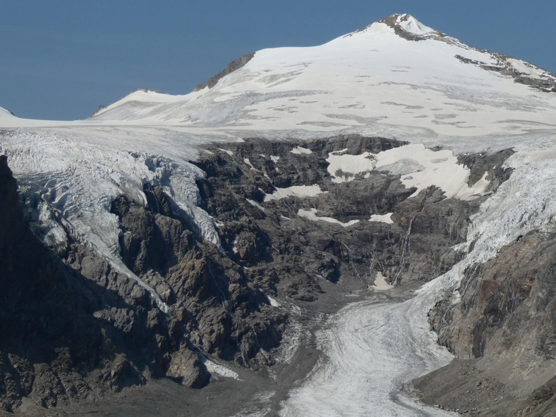 Gletscherbericht <BR />2020