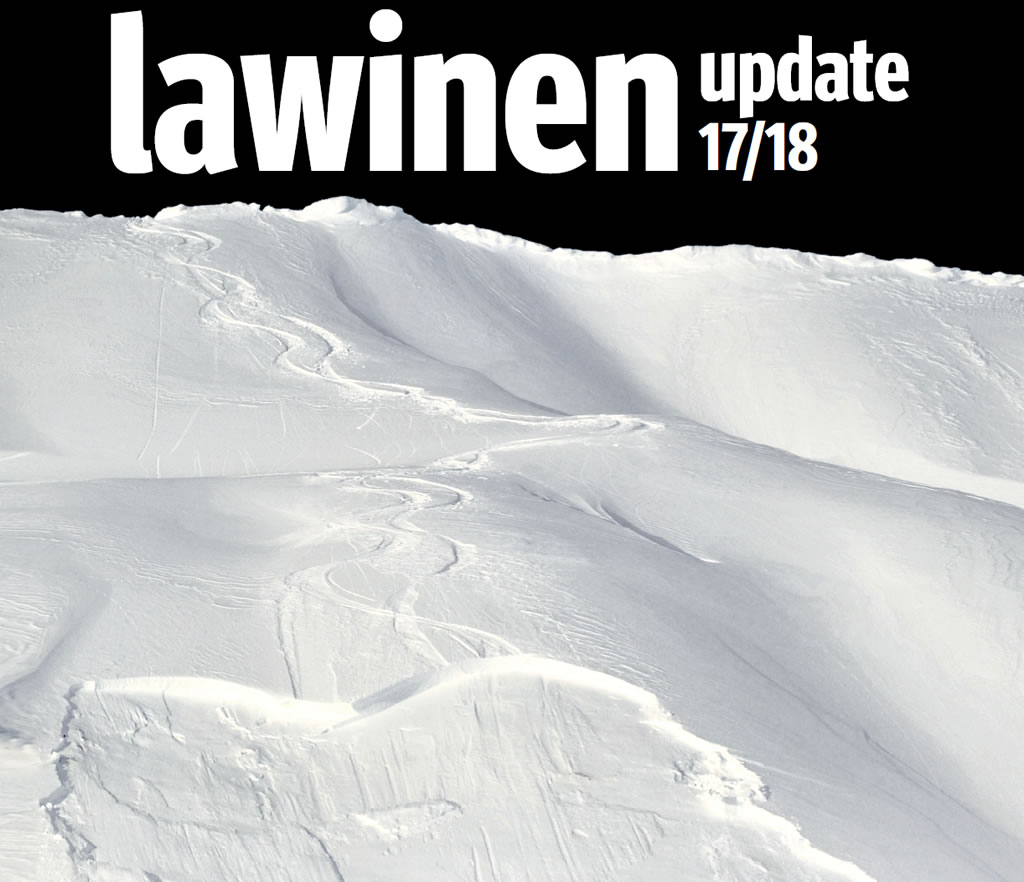 Lawinen Update: <BR>Gut vorbereitet