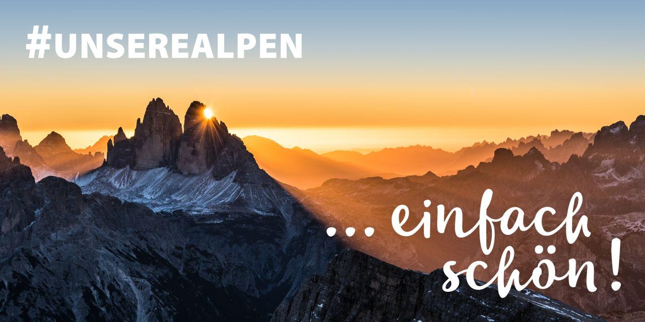 Unsere Alpen – einfach schön
