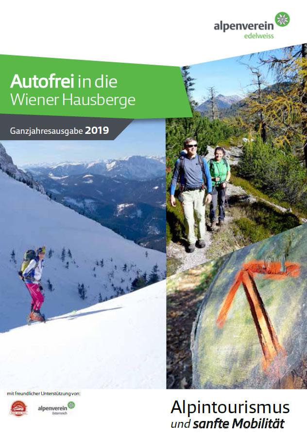 Autofrei in die Wiener Hausberge 2019
