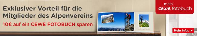 CEWE Fotobücher jetzt für Mitglieder günstiger!