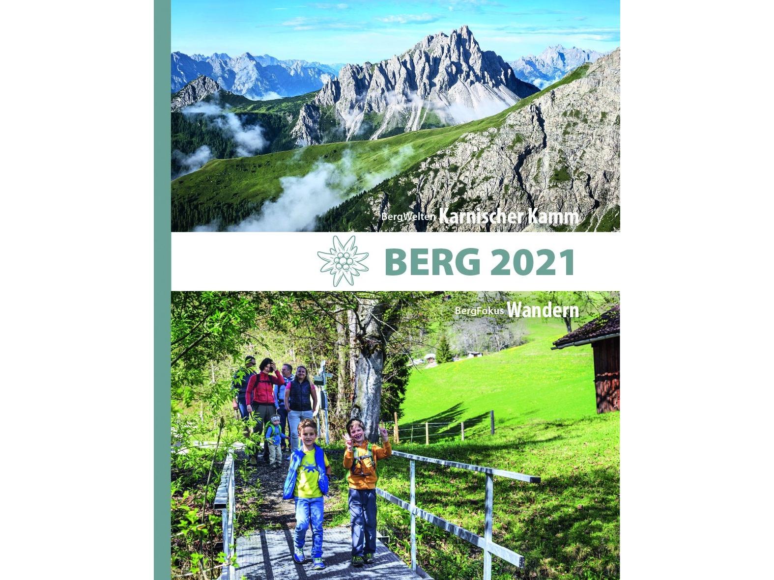 Alpenvereinsjahrbuch BERG 2021