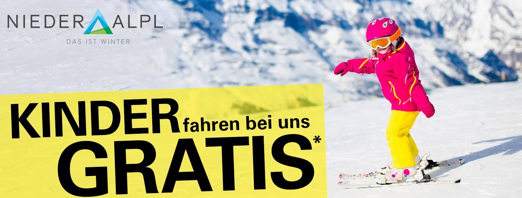 Skifahren muss nicht teuer sein!