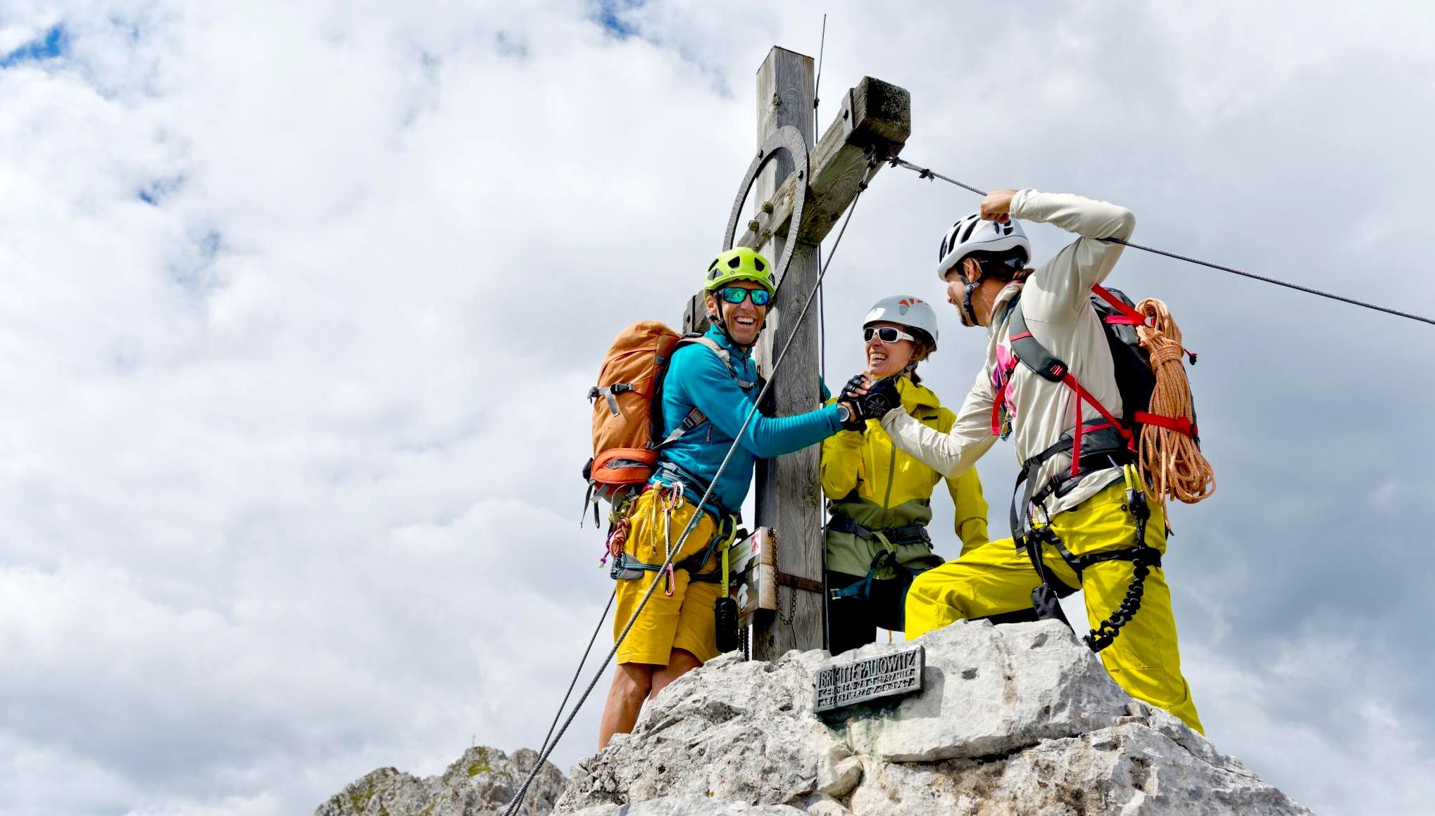 Alpenverein Unfall-Lebensrente für 2020